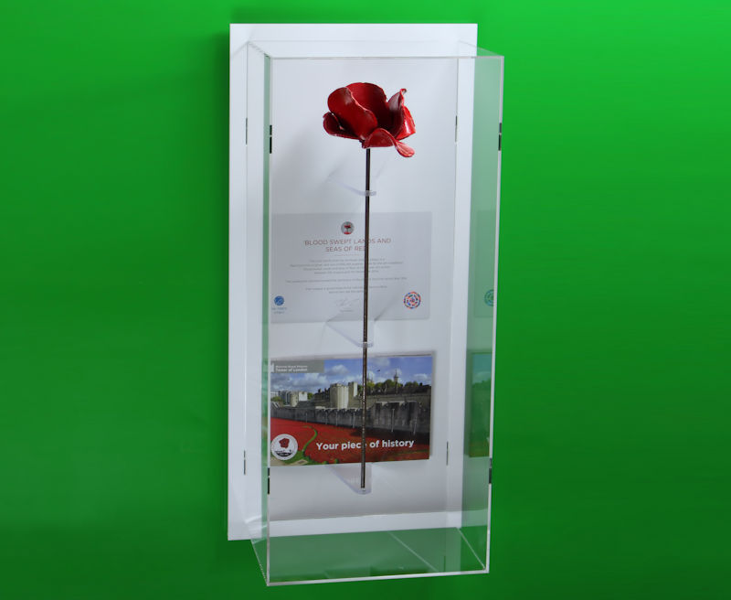 Tower Poppy Displays