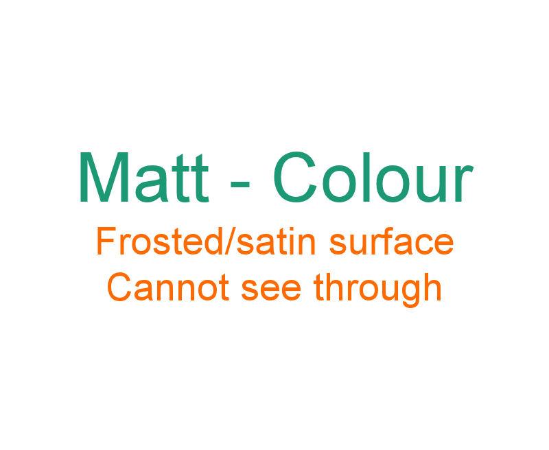 Matt Colour