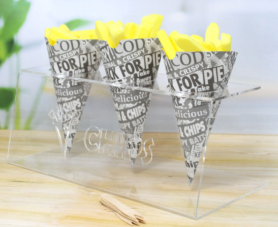 Chip Cone Stands
