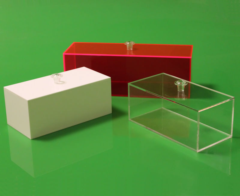 Containers With Lift Off Lid