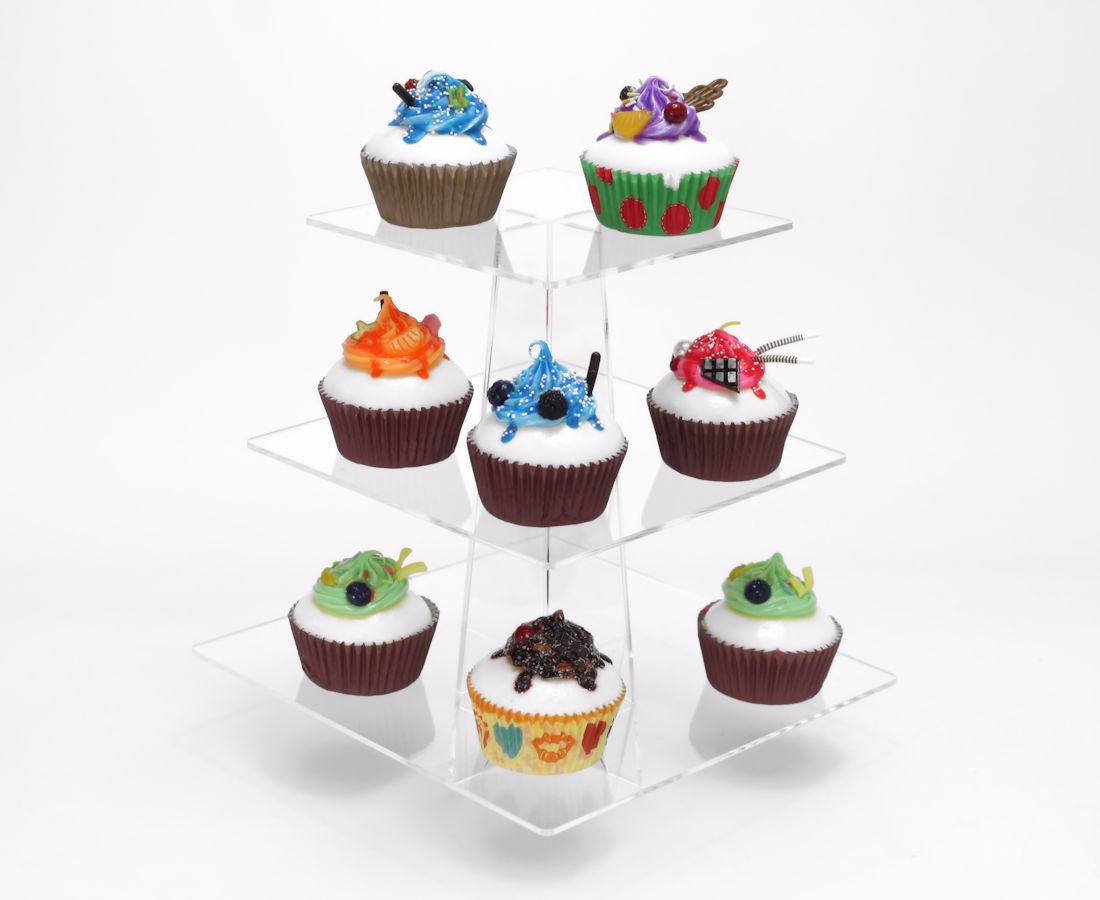 Cupcake Stands & Trays