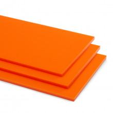 Orange 363 Acrylic Letters