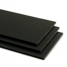 Black Foam PVC Sheet