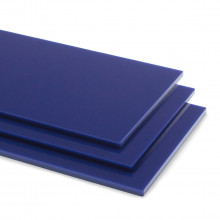 Dark Blue 744 Cast Acrylic Sheet