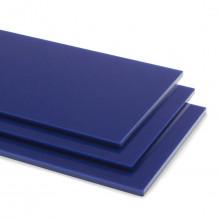 Dark Blue 744 Cast Acrylic Sheet