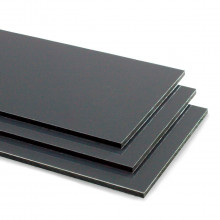 Grey Aluminium Composite Sheet