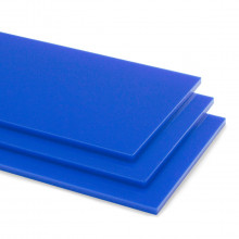 Mid Blue 750 Cast Acrylic Sheet