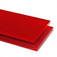 Red 3M571 Hi-Gloss Acrylic Sheet
