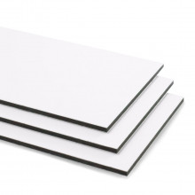 White Aluminium Composite Sheet
