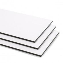 White Aluminium Composite Sheet